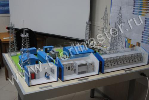 Блочно-комплектная трансформаторная подстанция ПС 110/10 кВ