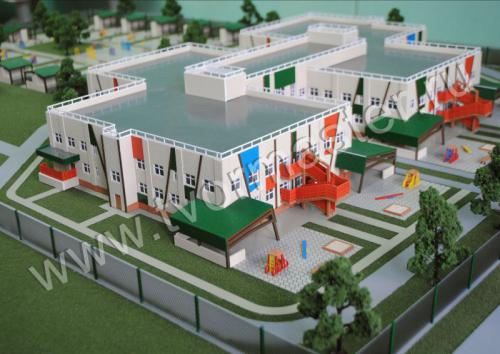 Макет инвестиционного проекта(Детский сад на 340 мест)